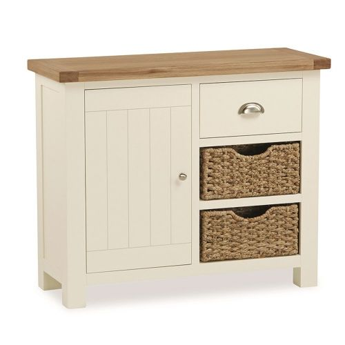 Windsor SMALL SIDEBOARD WITH BASKETS
